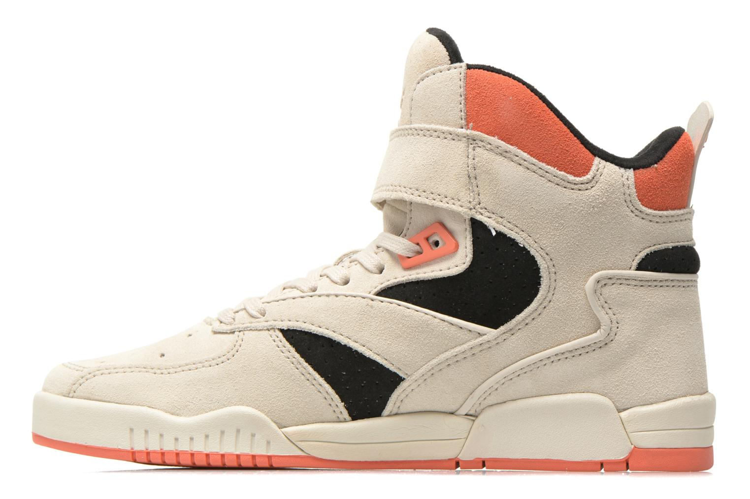 Baskets Supra Bleeker Beige vue face
